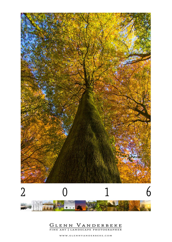 Kalenderactie BOS+ © Glenn Vanderbeke
