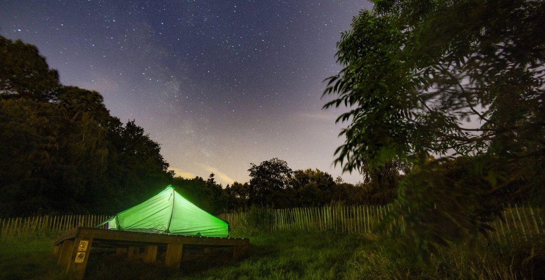 glenn vanderbeke, landschapsfotograaf, landschapsfotografie, koppenbergbos, oudenaarde, Oost-Vlaanderen, Bivakzone, Bivakkeren, paalkamperen, kamperen, bivakzone, bivakzone België, kampeerzone