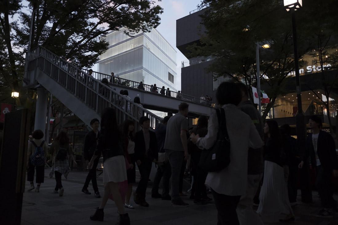 glenn vanderbeke, landschapsfotograaf, reisfotograaf, reisfotografie, japan,, Harajuku, Tokyo