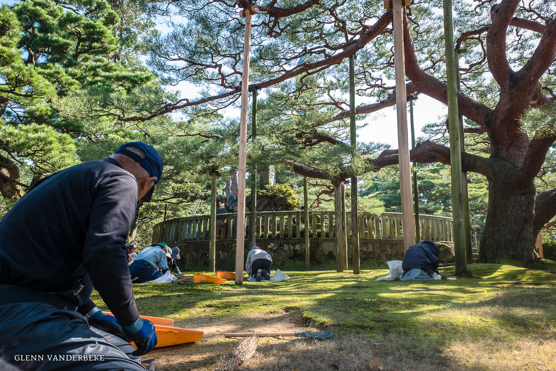 glenn vanderbeke, landschapsfotograaf, reisfotograaf, reisfotografie, japan, kenrokuen Garden, Kanazawa