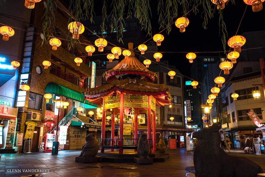 glenn vanderbeke, landschapsfotograaf, reisfotograaf, reisfotografie, japan, China Town, Kobe