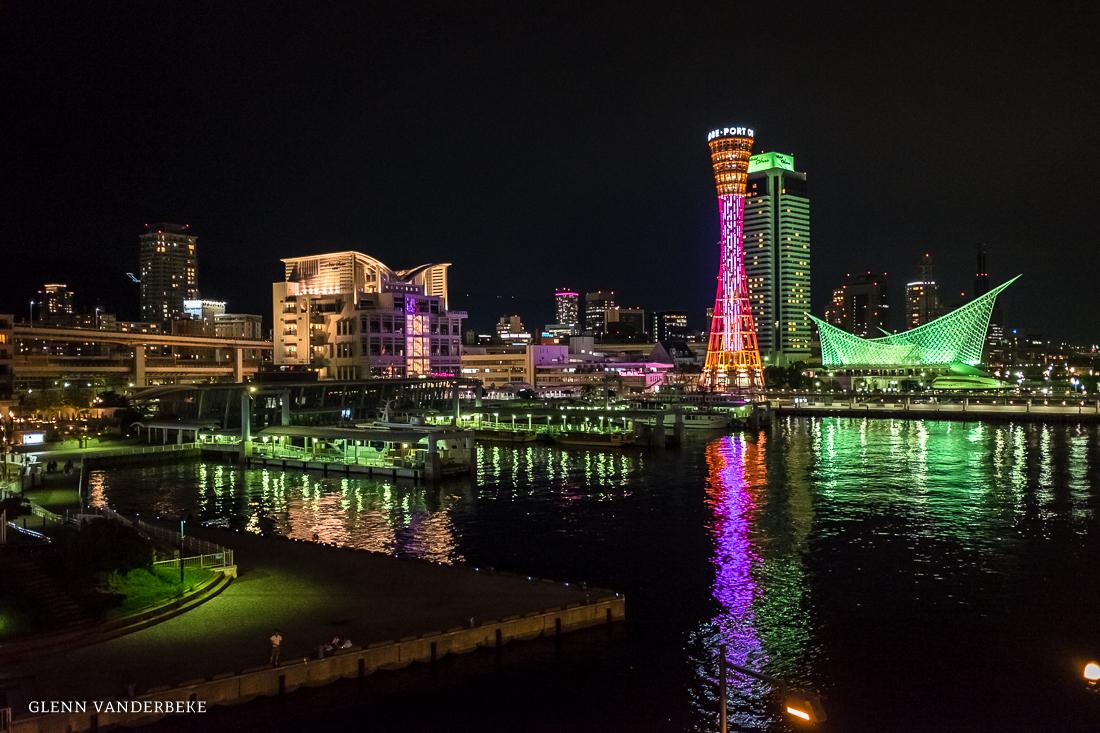 glenn vanderbeke, landschapsfotograaf, reisfotograaf, reisfotografie, japan, Kobe Port, Kobe