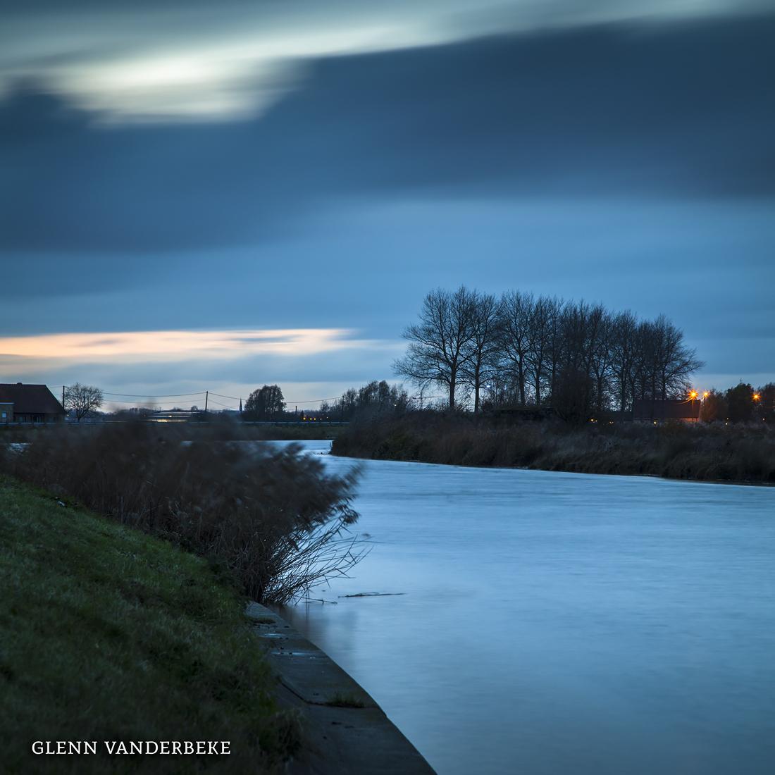 glenn vanderbeke, langs de ijzer, West Vlaanderen, landscahpsfotografie, landschapsfotograaf, Verschen Dijk, Nieuwpoort