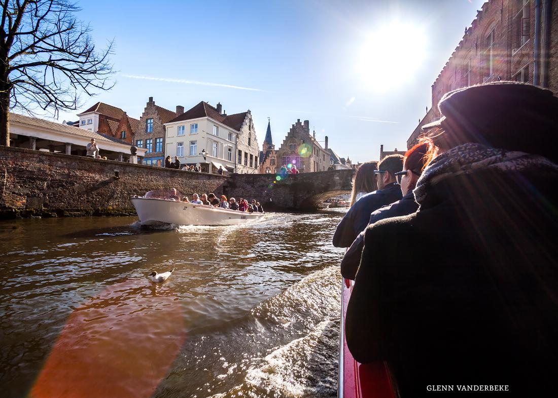 glenn vanderbeke, landscahpsfotografie, landschapsfotograaf, Brugge, west-vlaanderen, Boats of Bruges