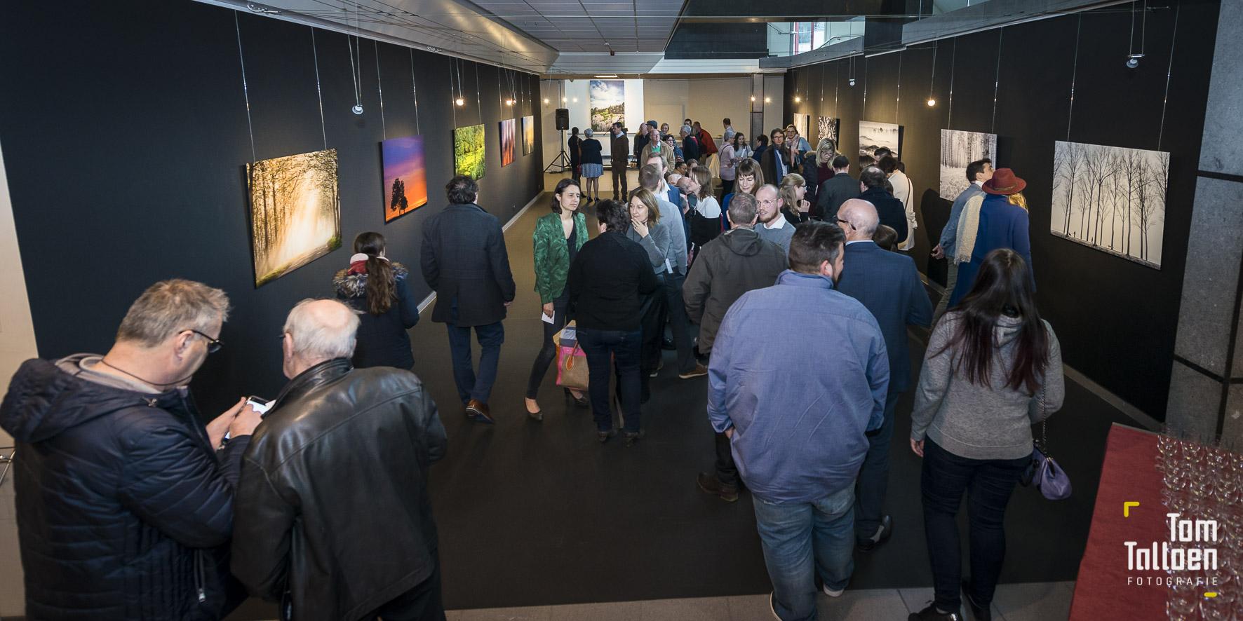 Fotografie Tom Talloen, Vernissage Glenn Vanderbeke, tentoonstelling glenn vanderbeke