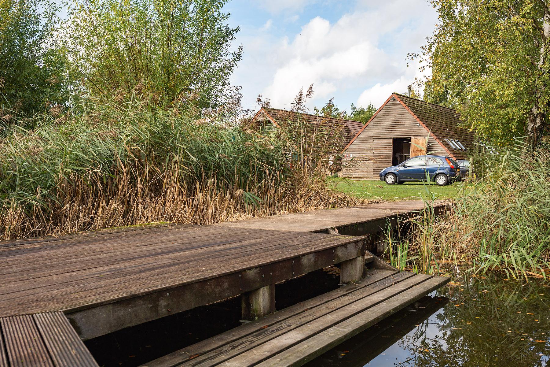 Uitzicht over het Hageven in Pelt (Neerpelt), West-Vlaamse landschapsfotograaf Glenn Vanderbeke