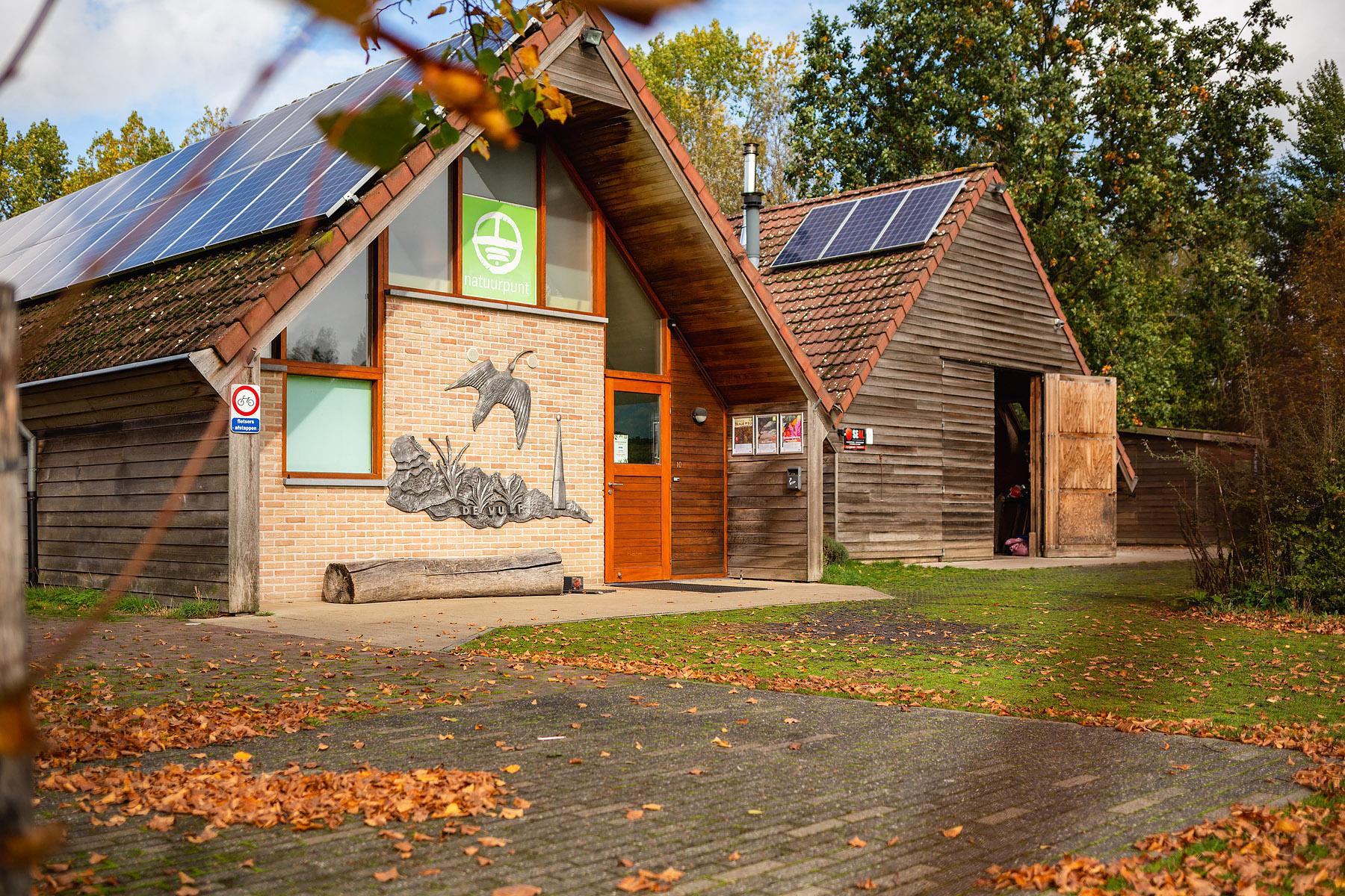 Hageven bezoekerscentrum in Pelt (Neerpelt), West-Vlaamse landschapsfotograaf Glenn Vanderbeke