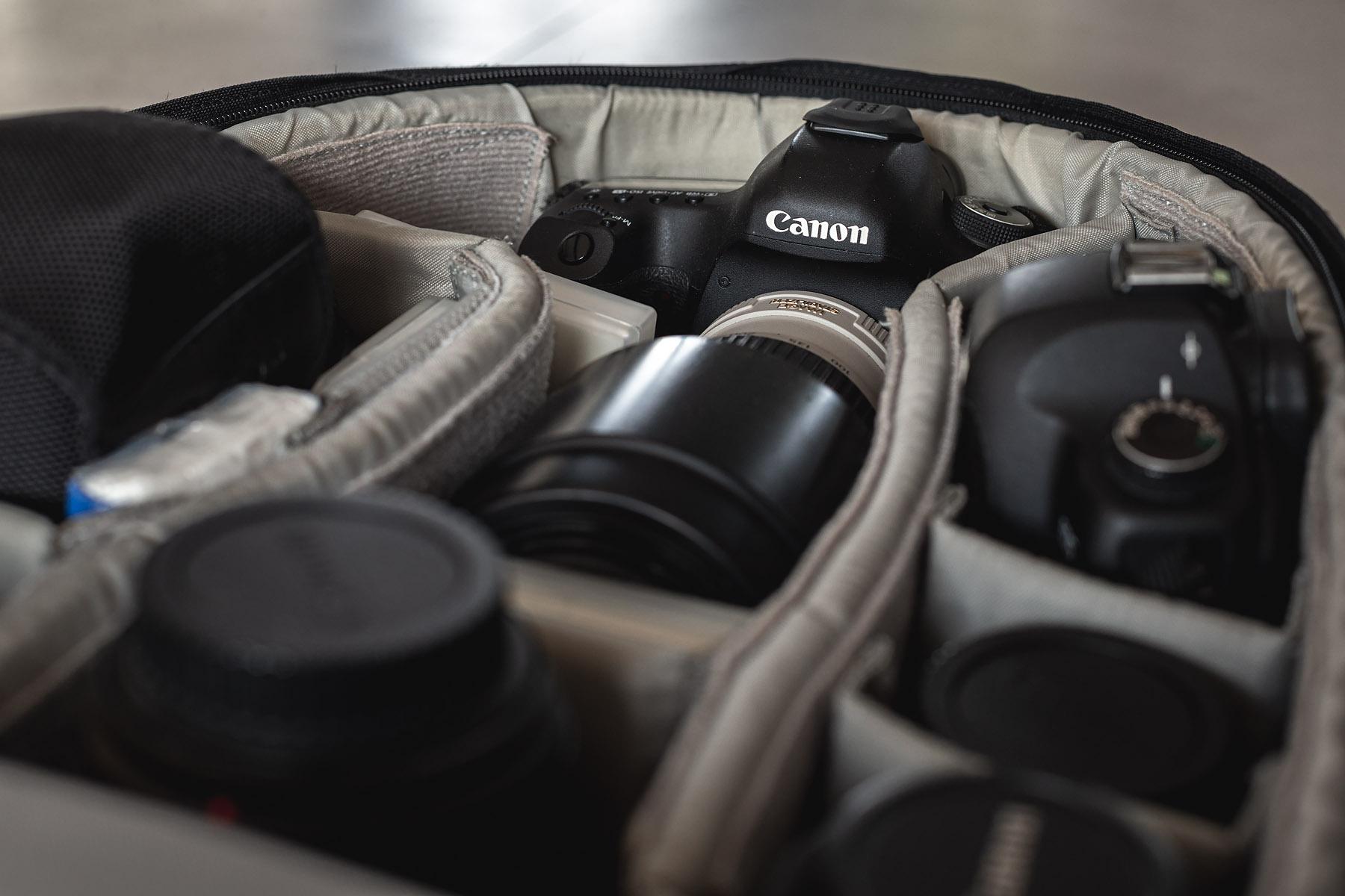 What's in my bag, What's in my photography bag, fotomateriaal tweedehands of nieuw, tweedehands of nieuw, tips & tricks, fotografie tips & tricks