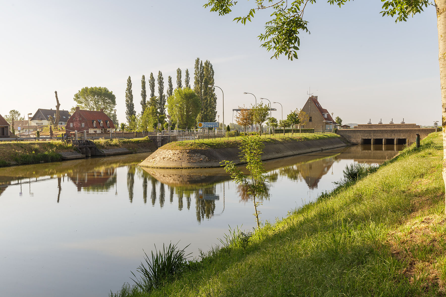 Het prachtige landschap rondom Fintele, Landschapsfotografie in Fintele, Fintele, België, Glenn Vanderbeke